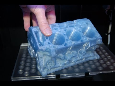 The Future of OEM parts: 3D Printing replacement Car Parts?