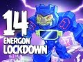 Angry Birds Transformers - Gameplay Walkthrough Part 14 - Energon Lockdown Throws Down