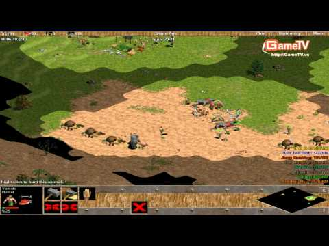 AOE | GameTV Handsome vs AOEViet 30-11-2013 HD