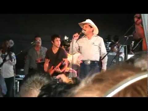 Emilio Navaira Comeback in Poteet TX 7-18-10