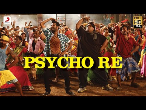 Video: Psycho Re - ABCD (Any Body Can Dance)