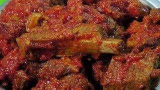 Mutton Sukka (Dry Lamb Masala)..