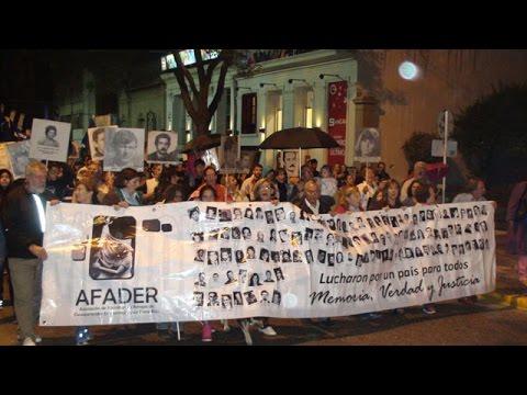 <b>24M.</b> Organismos de DDHH y sectores del oficialismo marcharon en Paran�