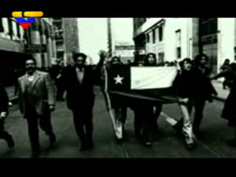 Documental: Salvador Allende parte 1 de 3