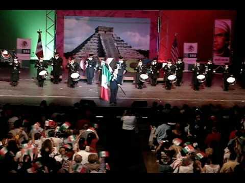 Ceremonia oficial del Grito de Independencia en San Antonio, Texas 2009