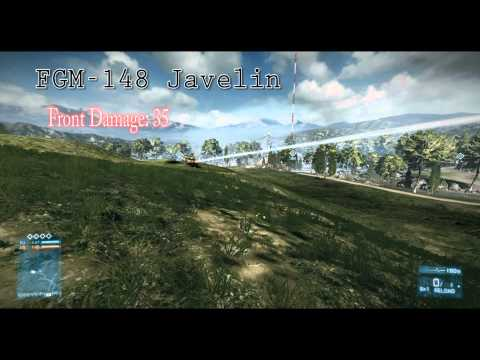 Battlefield 3 - A Comprehensive Guide to Damaging Tanks