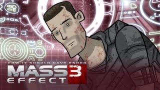 Так Должен Был Закончиться Mass Effect 3