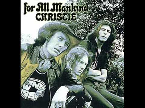 CHRISTIE -- First 2 albums Christie and For All Mankind ( 1970s