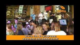 Programa A Hora do Samba na TV - Grupo Chinelo Novo (Feijoada com Pagode) 25/06/2012 view on youtube.com tube online.