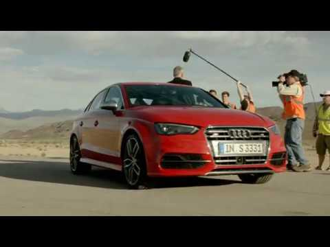 Sneak Preview - Audi A3 Limousine 27.März