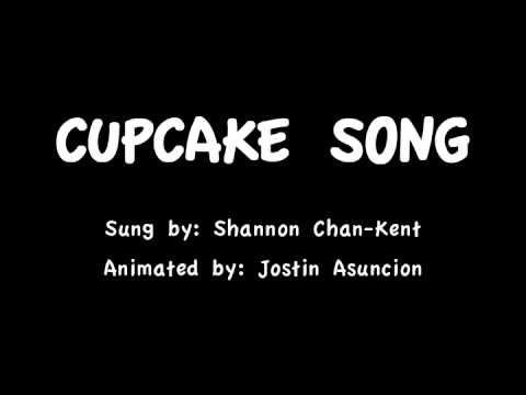 The Cupcake Song - Humanized