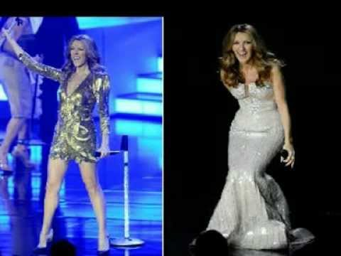 Celine Dion - Rolling In The Deep (Live In Las Vegas) Adele's Cover