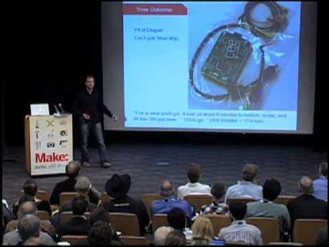 MAKE Hardware Innovation Workshop Part 13: NathanSeidle