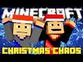 Minecraft: Christmas Chaos - WE SAVED CHRISTMAS!