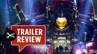 Instant Trailer Review - Pacific Rim Official Trailer (2013) - Guillermo del Toro Movie HD