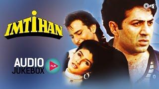 Imtihan Jukebox - Full Album Songs  Sunny Deol, Saif Ali Khan, Raveena Tandon