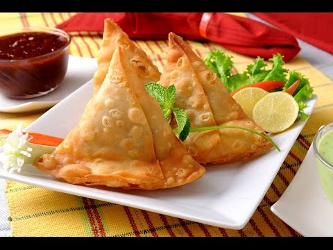 TRADITIONAL PUNJABI SAMOSA