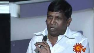Vivek Vadivel Funny Speech - Endiran Audio launch Release
