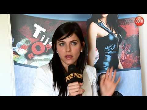 María Fernanda Yepes: seré una gran actriz