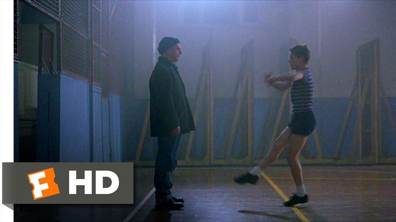 Billy Elliot (7/12) Movie CLIP - Dancing for Dad (2000) HD