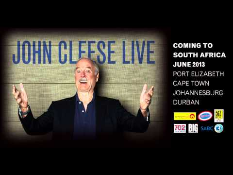 John Cleese Cape Town Radio Spot