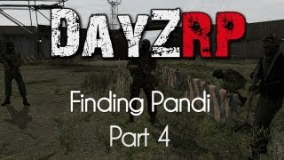 ARMA 2: DayZRP Mod — Finding Pandi — Part 4 — Interrogations!