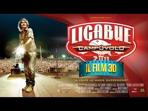 Ligabue Campovolo IL FILM 3D (il Trailer)