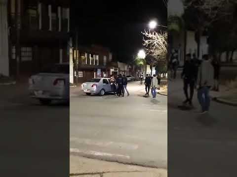 Jóvenes resultaron heridos tras pelearse después del boliche