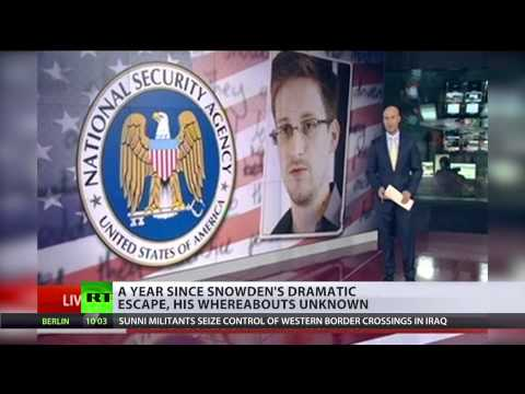 Visa on the Verge: Snowden's Russian 4 seasons, what's next?  6/23/14  (Edward Snowden)