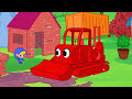 Фрагмент с начала видео - My Red Bulldozer - My Magic Pet Morphle Episode #17