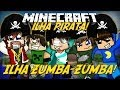Minecraft: ILHA ZUMBA-ZUMBA (Mini-Game)
