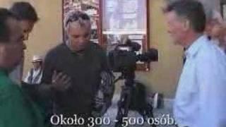 Kabarety zza kulis  - AMM: Jeden dzień z Michaelem Palinem