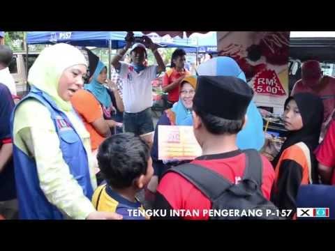 Penerangan Manifesto & Agenda Wanita Malaysia Pakatan Rakyat pada Rakyat Pengerang