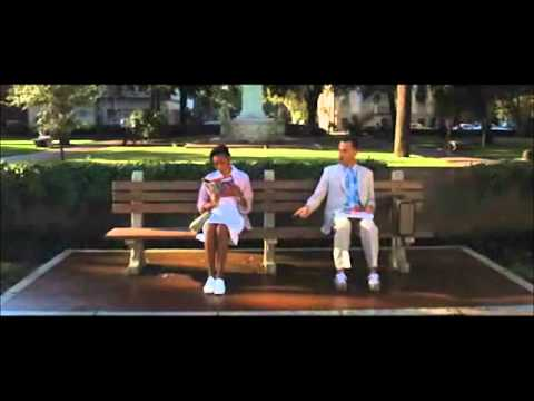 "Forrest Gump - ""Life is like a box of chocolate"""