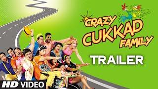 "Exclusive: ""Crazy Cukkad Family"" Official Trailer | Swanand Kirkire, Shilpa Shukla, Ninad Kamat"