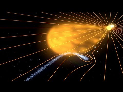 NASA | Death-Defying Comets Explore the Sun's Atmosphere