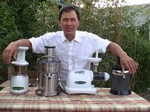 Buying Your First Juicer - Should I get a Breville Juice Fountain or another Juicer?