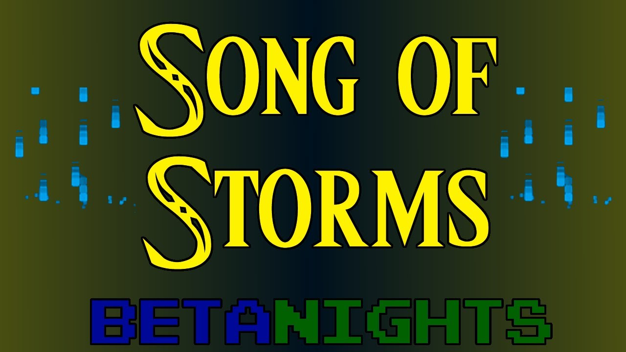 Song Of Storms REVAMP - Rytmik Retrobits by BetaNights