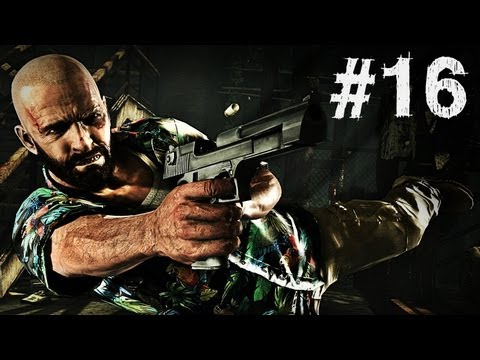 Max Payne 3 - Gameplay Walkthrough - Part 16 - NECK OF THE WOODS (Xbox 360/PS3/PC) [HD]