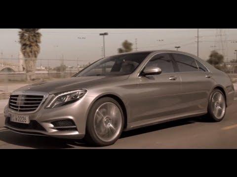 Co potrafi nowy Mercedes klasy S?