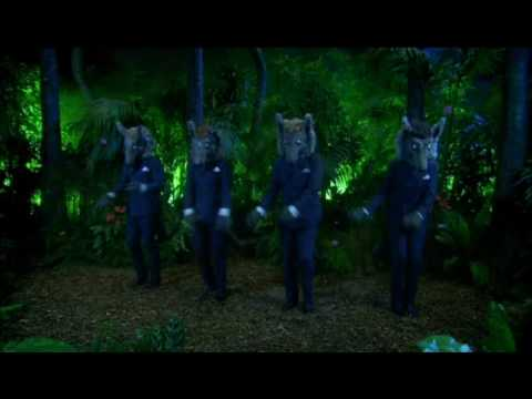THE MOD WOLVES