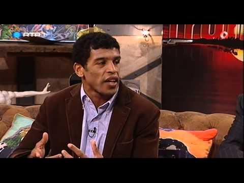 Jorge Pina, ex-pugilista que ficou invisual, é um verdadeiro exemplo de vida!