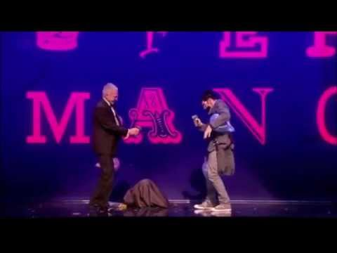 The Boy with Tape on his Face - Royal Variety 2011