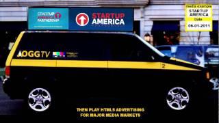 Open HTML5 outdoor media Advertising (WebM + OGG) part 1