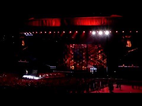 Madonna MDNA Tour - Opening -Tel Aviv 31/05/2012