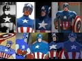 Captain America - Evolution in Cinema & TV