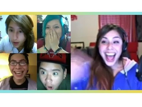 300k Omegle Fan Appreciation Video Chat!