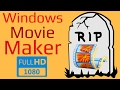 How To: install Windows Movie Maker again after end of support 2017 !!! (Tutorial)