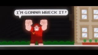 【破壞王雷夫 Wreck-It Ralph】【Yao】