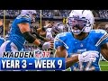 Madden 17 Chargers Franchise Mode Year 3 - Week 9 vs Raiders | Ep.56